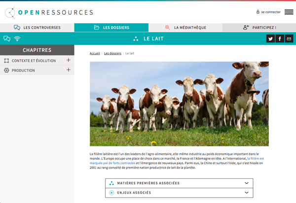 Open Ressources