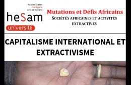 Capitalisme international et extractivisme